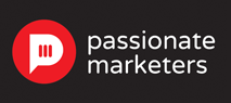 Passionate Marketers Logo Dark