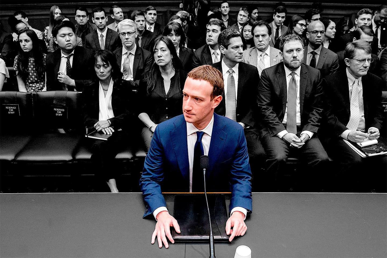 Mark Zuckerberg crises