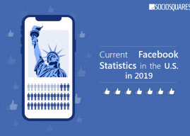 Current Facebook statistics in the U.S in 2019