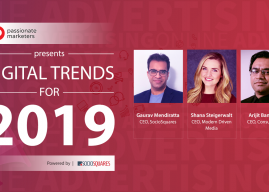 Digital Marketing Trends: 2019